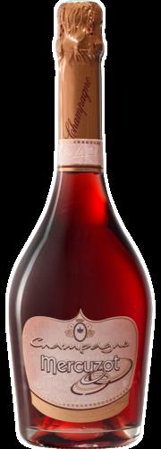 Champagne Cuvée Rosé Intense Brut