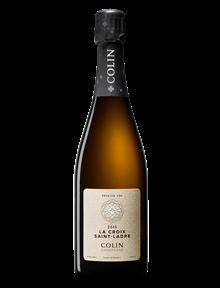 Champagne La Croix Saint-Ladre 1er cru Millésimé Brut Blanc de Blancs
