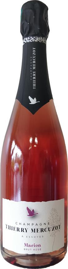 Champagne Cuvée Marion Rosé Brut