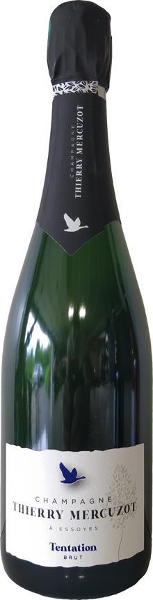 Champagne Cuvée Tentation Brut