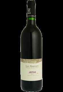 Les Hauteurs Arpège Côtes du Roussillon