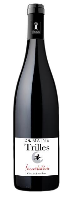Incantation Côtes du Roussillon